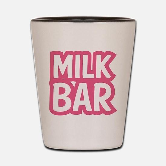 MILK BAR Shot Glass