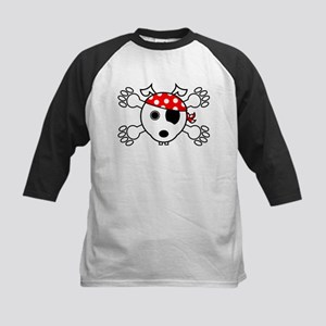 pirate dog Baseball Jersey
