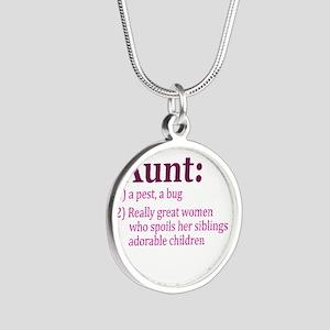 Aunt Definition Pest Spoiler Necklaces