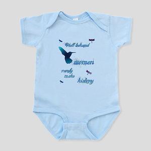 Well-behaved Hummingbird Infant Bodysuit