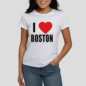 I HEART BOSTON Women's T-Shirt