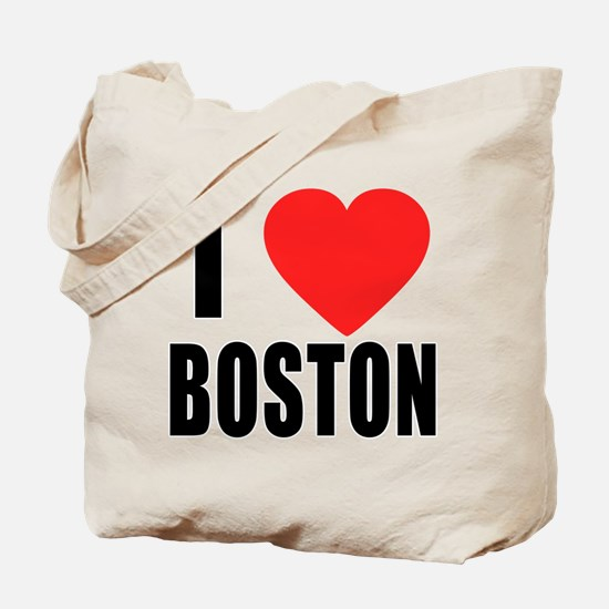 I HEART BOSTON Tote Bag
