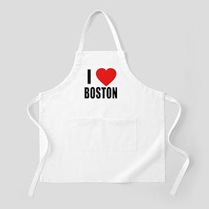 I HEART BOSTON Apron