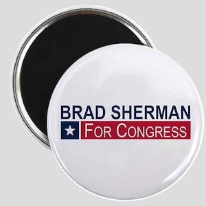 Elect Brad Sherman Magnet