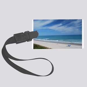 Melbourne Beach Large Luggage Tag