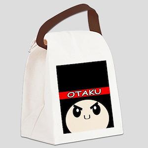 Otaku Ninja Canvas Lunch Bag