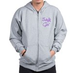 Twilight Girl Zip Hoodie