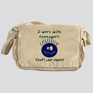 teenagers Messenger Bag