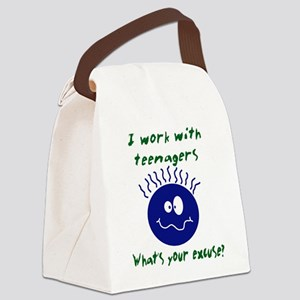 teenagers Canvas Lunch Bag