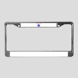 elementary school License Plate Frame