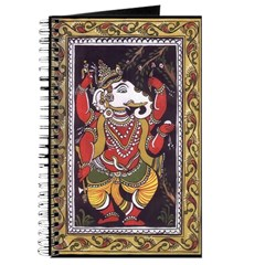 Ganesha Patachitra Style Journal
