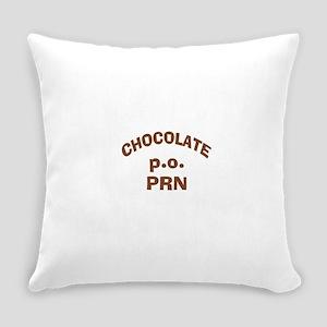 FIN-chocolate-po-prn Everyday Pillow