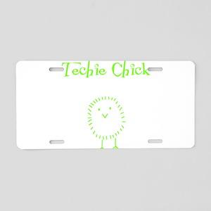 techiechikdk Aluminum License Plate