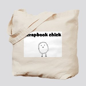 scrapbookchick Tote Bag