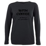 FIN-coffee-all-things-possible Plus Size Long