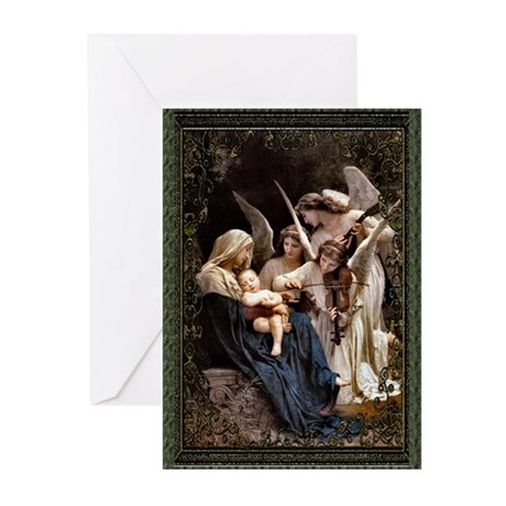 Song of the Angels Blank Cards (Pk of 10)