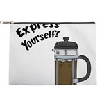 FIN-express-yourself-1 Makeup Pouch