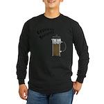 FIN-express-yourself-1 Long Sleeve Dark T-Shir