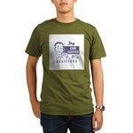 FIN-try-our-coffee-ad Organic Men's T-Shirt (d
