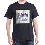 FIN-try-our-coffee-ad Dark T-Shirt