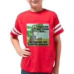 FIN-ass-coffee-break Youth Football Shirt