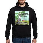 FIN-ass-coffee-break Hoodie (dark)
