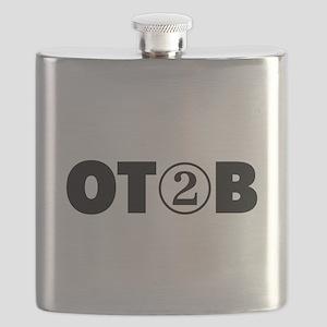 OT 2 B (BLACK) Flask
