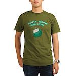 FIN-whole-latte-love Organic Men's T-Shirt (da