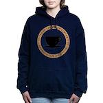 FIN-life-after-coffee Women's Hooded Sweatshir