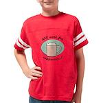 FIN-work-cappuccino Youth Football Shirt