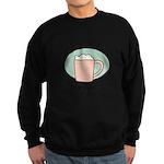 FIN-work-cappuccino Sweatshirt (dark)