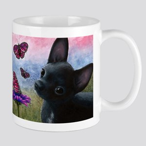 dog 91 Small Mugs