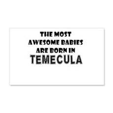 THE MOST AWESOME BABIES ARE BORN IN TEMECULA Wall
