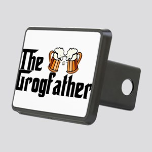The Grogfather Rectangular Hitch Cover
