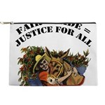 FIN-fair-trade-justice Makeup Pouch