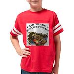FIN-fair-trade-justice Youth Football Shirt