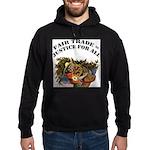 FIN-fair-trade-justice Hoodie (dark)