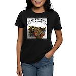FIN-fair-trade-justice Women's Dark T-Shirt