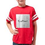 Coffee Beans Youth Football Shirt