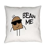FIN-bean-me Everyday Pillow