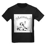 Slainte Irish Toast Kids Dark T-Shirt
