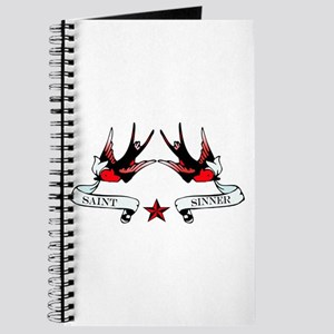 Saint/Sinner Journal