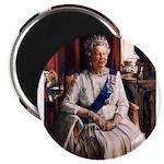 DBWF Her Majesty's Portrait Magnet (100 pack)