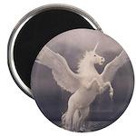 "DBWF Pegasus Rising 2.25"" Magnet (10 pack)"