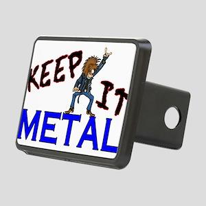 Keep It Metal Rectangular Hitch Cover