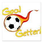 Goal Getter Square Car Magnet 3