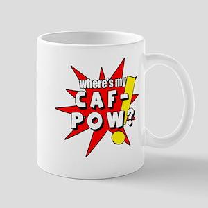 Caf-Pow Mug