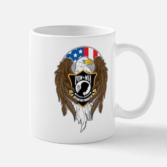 POW/MIA Eagle Mug