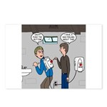 Hand Dryer Jetpack Postcards (Package of 8)