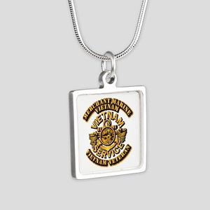 Usmm - Merchant Marine Vietnam Vet 1 Necklaces